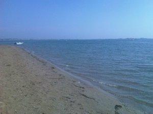 foto spiaggia santerasmo